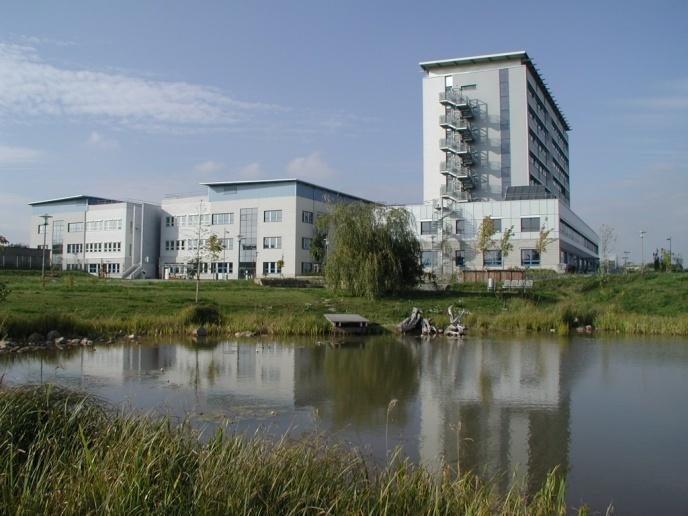 Berufsschulzentrum Mühlhausen
